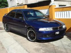 Morpheus23s 1998 Mitsubishi Lancer
