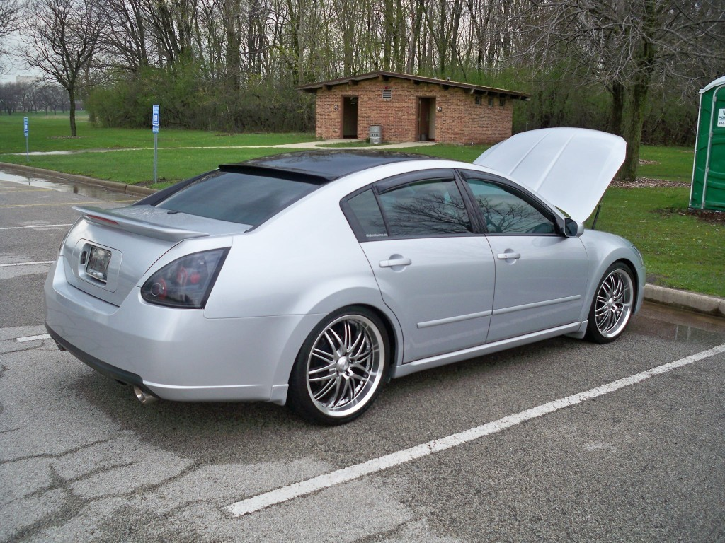 Grsiepka 2007 Nissan Maxima Specs Photos Modification