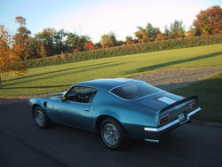 360chris 1971 Pontiac Trans Am