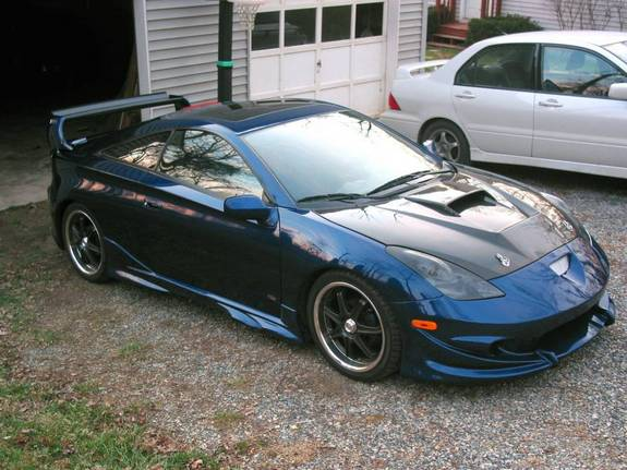 bedman 2000 toyota celica specs photos modification info at cardomain. Black Bedroom Furniture Sets. Home Design Ideas