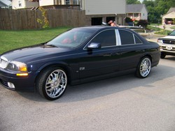 cyclincoln 2001 Lincoln LS