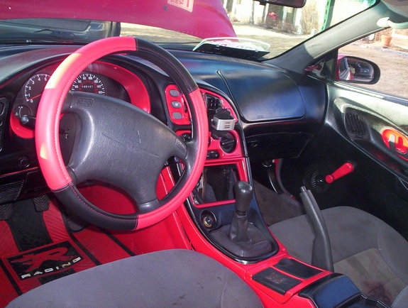 Custom Mitsubishi Eclipse Interior Pictures To Pin On
