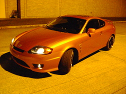 skouts 2006 Hyundai Tiburon