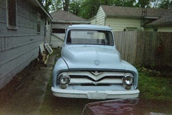 Forge63s 1955 Ford F150 Regular Cab