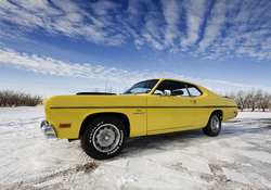 Dustered 1970 Plymouth Duster