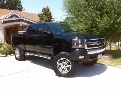 javiermata142s 2007 Chevrolet Silverado 1500 Crew Cab