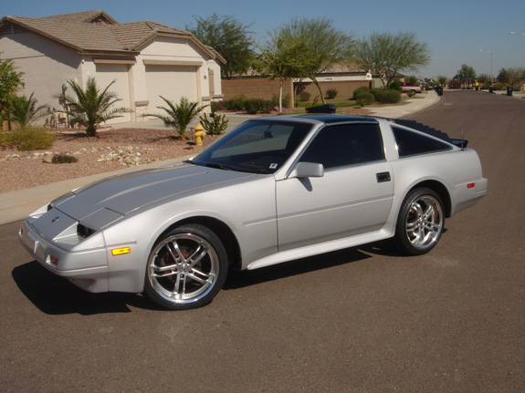 miniturboman2 1986 nissan 300zx specs photos. Black Bedroom Furniture Sets. Home Design Ideas
