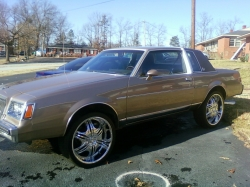 SUAVE_1s 1983 Buick Regal