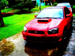 Andysubies 2004 Subaru Impreza