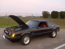 1italianstallions 1983 Ford Mustang