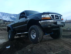 xZAFOxs 1998 Ford Ranger Regular Cab