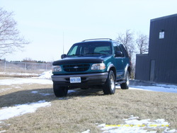 Twysted_One 1998 Ford Explorer Sport