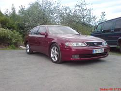 reiskas 1995 Lexus GS