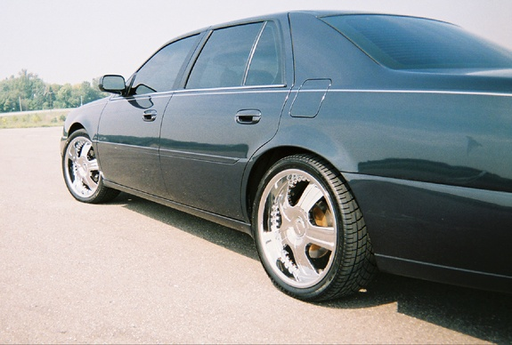 Another bag77 2000 Cadillac DTS post... - 11085887
