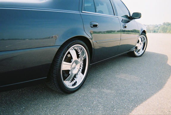 Another bag77 2000 Cadillac DTS post... - 11085888