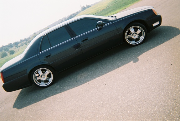 Another bag77 2000 Cadillac DTS post... - 11085891