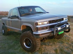 harky92s 1998 Chevrolet C/K Pick-Up