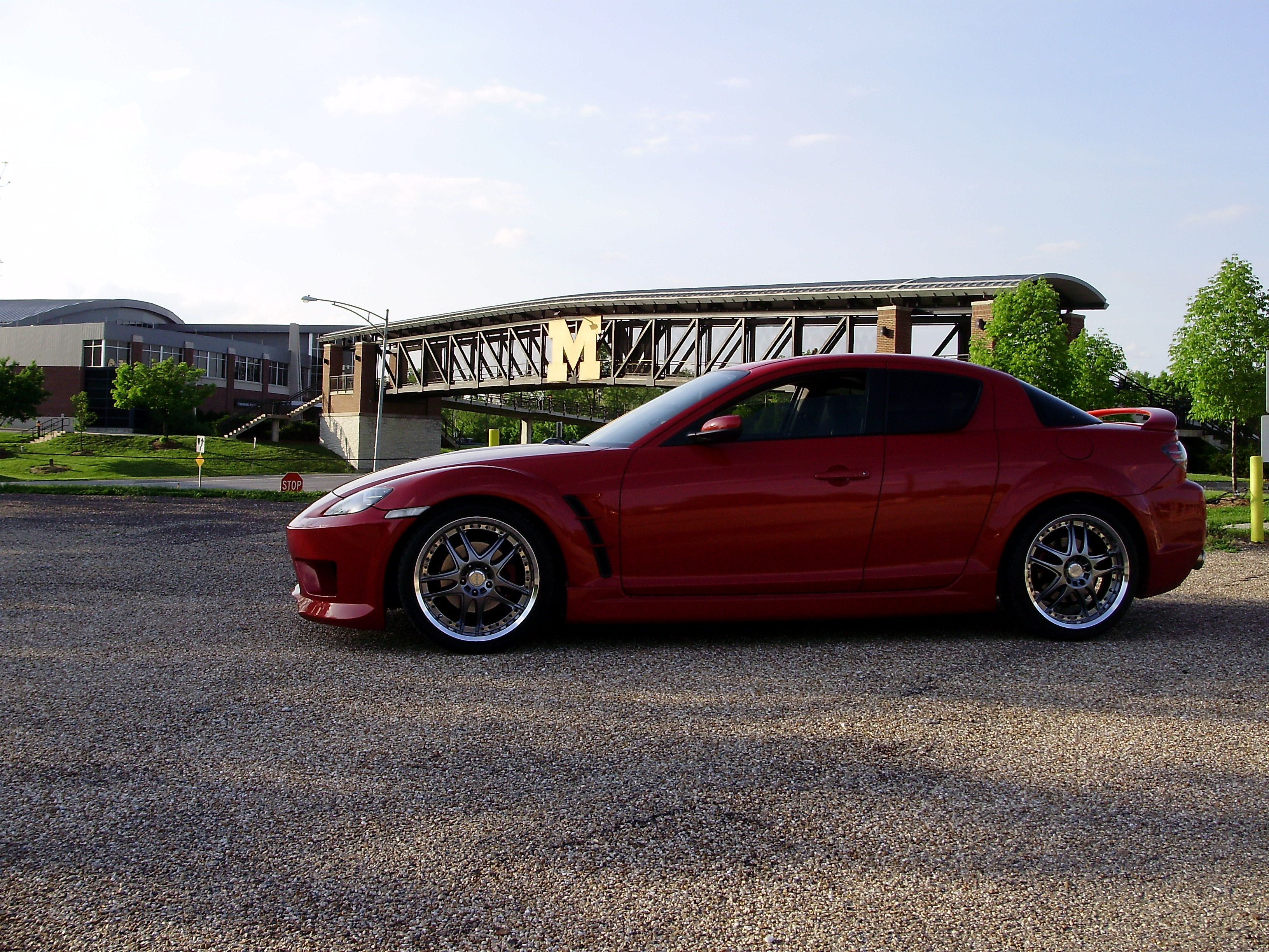 mazda rx8 modified red. perks11 2004 mazda rx8 30161680026_original rx8 modified red