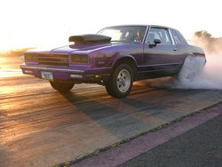 bracketracers 1982 Chevrolet Monte Carlo
