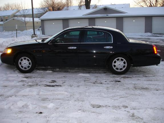 Nicholaswilkes 1998 Lincoln Town Car Specs Photos Modification