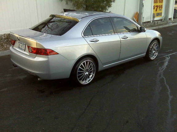 Another JokaNY 2004 Acura TSX post... - 11090663