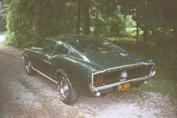 3016750 1967 Ford Mustang