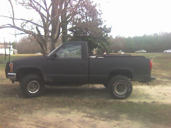 Another 1BluCoupe 1990 Chevrolet C/K Pick-Up post... - 11129915