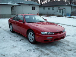 97_240sxs 1997 Nissan 240SX