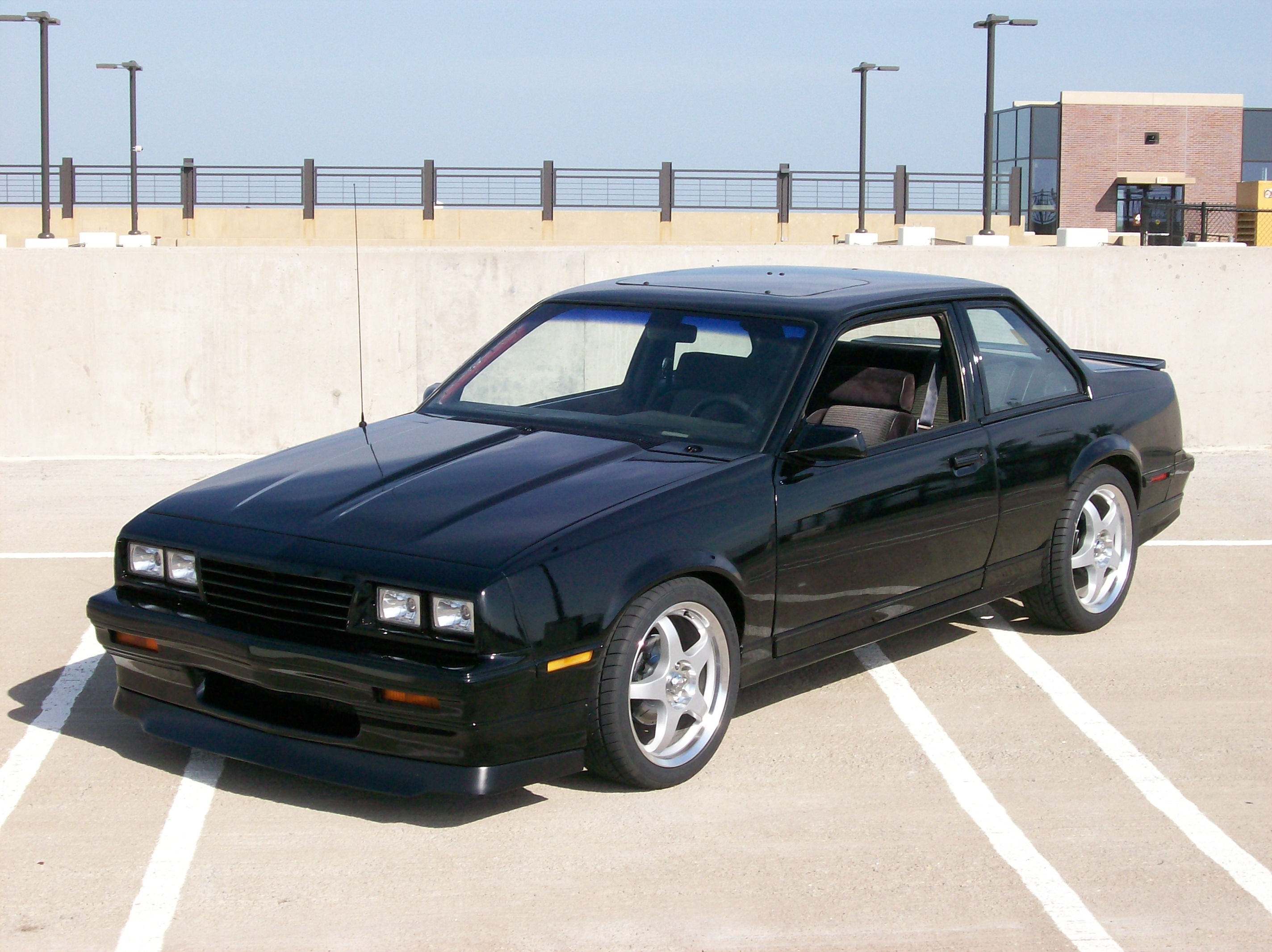 nicks87z24 1987 Chevrolet Cavalier Specs, Photos ...
