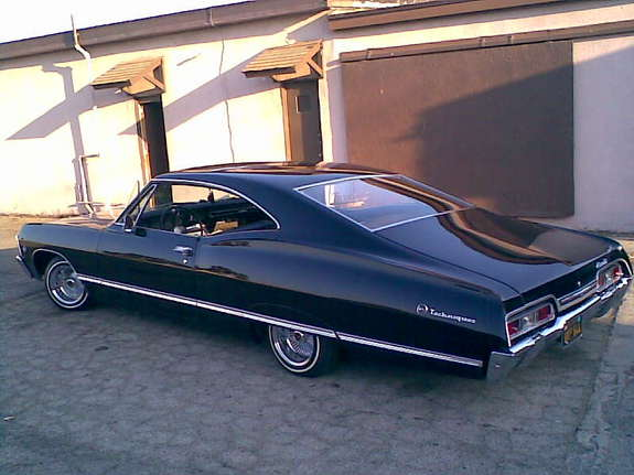 67 chevy impala fastback for sale autos weblog. Black Bedroom Furniture Sets. Home Design Ideas