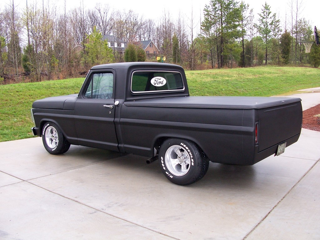 low_down_95 1969 Ford F150 Regular Cab 11093714