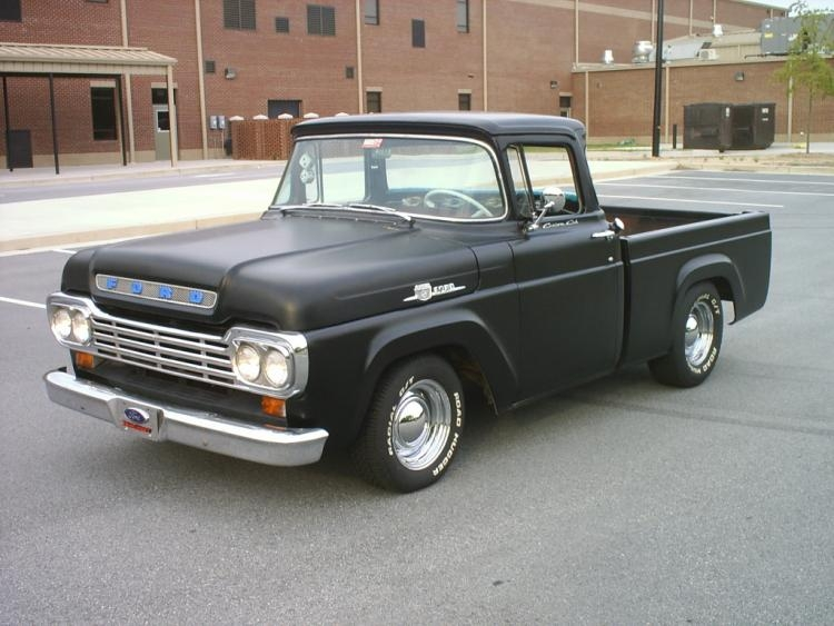 Images Of Classic Ford Pickup Trucks For Sale Uk