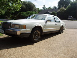 BaggedLSevenCs 1988 Lincoln Mark VII