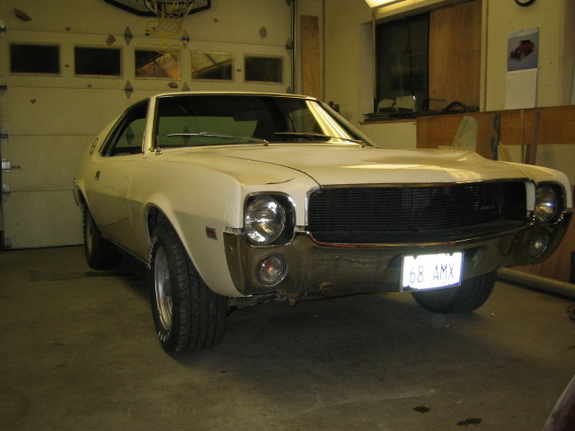 AlaskaStreamin's 1968 AMC AMX