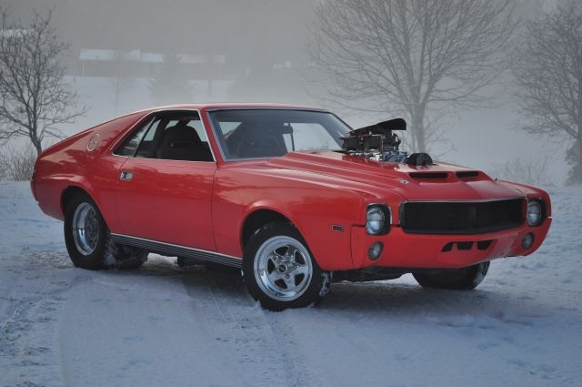 AlaskaStreamin 1968 AMC AMX 11096499