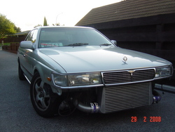 D1rookie 1990 Nissan Laurel