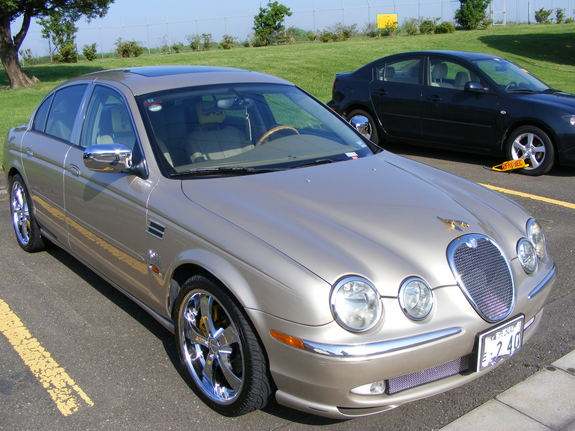 jagnova 2000 jaguar s type specs photos modification. Black Bedroom Furniture Sets. Home Design Ideas