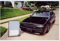 Tricked-T 1988 Buick LeSabre