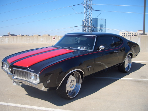 Another Spencerboi 1969 Oldsmobile Cutlass Supreme post... - 11097013