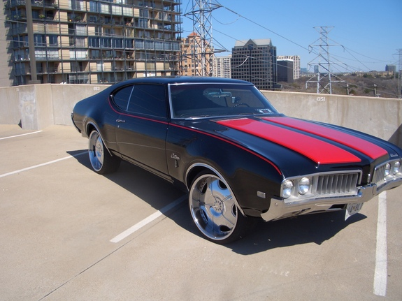 Another Spencerboi 1969 Oldsmobile Cutlass Supreme post... - 11097014