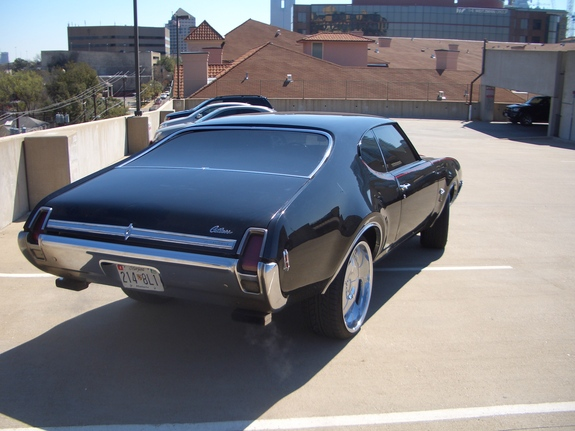 Another Spencerboi 1969 Oldsmobile Cutlass Supreme post... - 11097015