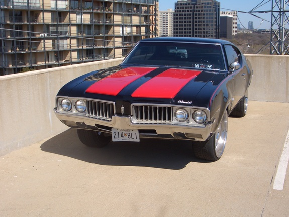 Another Spencerboi 1969 Oldsmobile Cutlass Supreme post... - 11097017