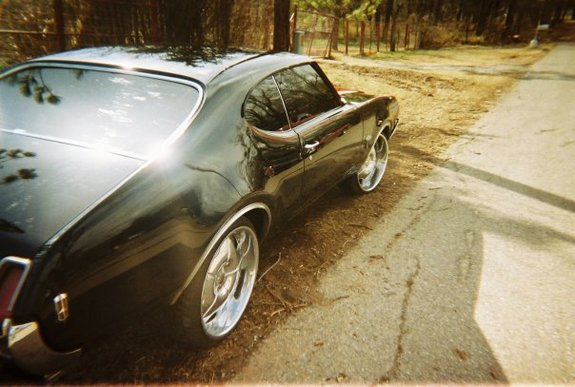 Another Spencerboi 1969 Oldsmobile Cutlass Supreme post... - 11097021