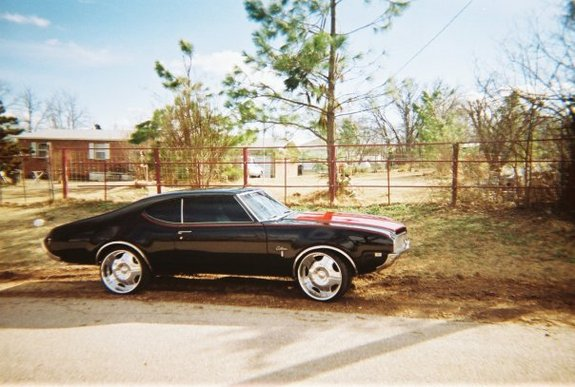 Another Spencerboi 1969 Oldsmobile Cutlass Supreme post... - 11097022