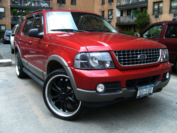 Ford Fusion S >> kojolee 2002 Ford Explorer Specs, Photos, Modification ...