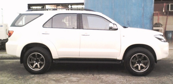Another SlimVato 2006 Toyota Fortuner post... - 11100966
