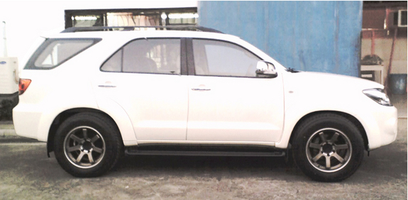 Another SlimVato 2006 Toyota Fortuner post... - 11100975
