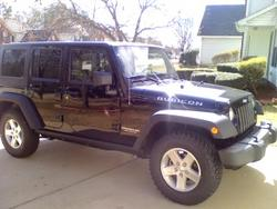 New_Dad_Rubicons 2008 Jeep Rubicon