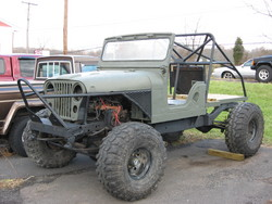 bkcampbes 1953 Jeep Willys