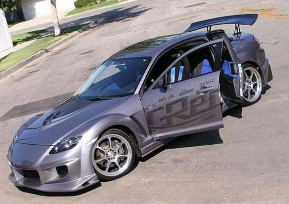 calisurfchick 2005 mazda rx 8 specs photos modification. Black Bedroom Furniture Sets. Home Design Ideas
